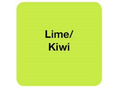Lime/Kiwi borddækning