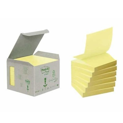 3M POST IT Z-NOTES GUL GENBRUG