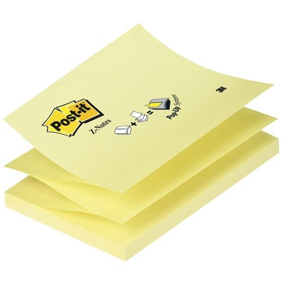 3M POST IT Z-NOTES 76X127 R-350