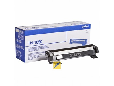 LASERPATRON BROTHER TN1050 SORT HL1110/1210W/DCP1510/1610W
