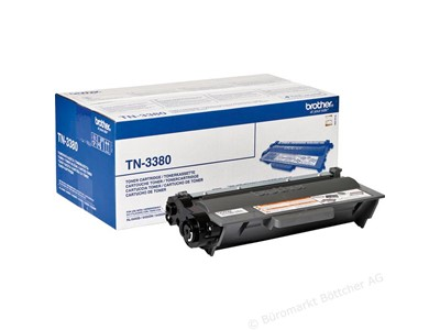 LASERPATRON BROTHER TN3380 SORT
