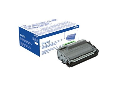LASERPATRON BROTHER TN3512 SORT HLL6300DW/6400DW/DCPL660DW/MFCL6800DW